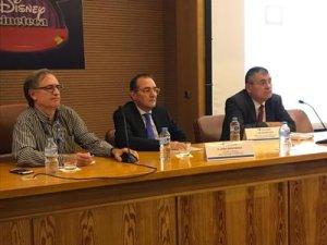 Josep Mª Bosch, a la jornada REGIC 2018 (2)