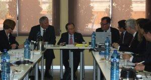 International Hospital Federation - Boarding Meeting