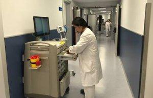 Nova planta hospitalització Hospital Plató 2
