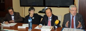 International Hospital Federation (IHF) - Roda de premsa