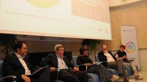 18a Jornada d'Estiu de la Professió Mèdica, organitzada pel Col·legi de Metges de Barcelona (CoMB) i el Consell de Col·legis de Metges de Catalunya, celebrada el 13 de juliol, a Puigcerdà