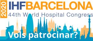 Vols patrocinar l'IHF Barcelona 2020?