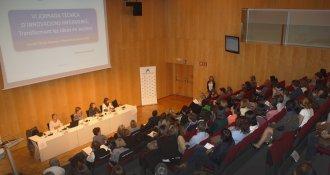 VI Jornada d'Innovacions Infermeres, taula doctores