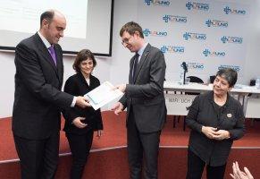 Consorci Sanitari de Terrassa - Premis La Unió