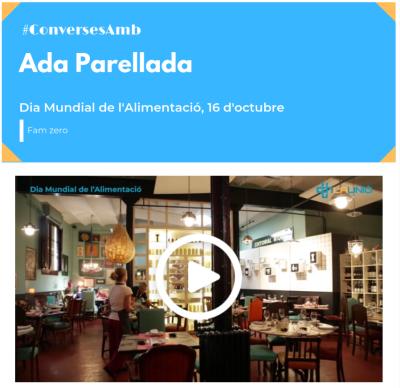 #ConversesAmb Ada Parellada