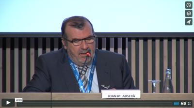 Joan Maria Adserà, vicepresident primer de La Unió