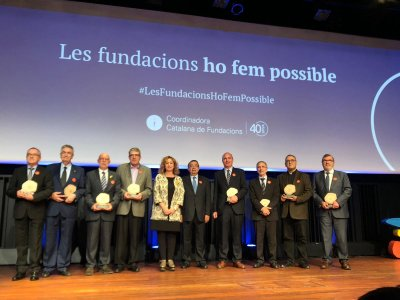 Coordinadora Catalana de Fundacions, les fundacions ho fem possible
