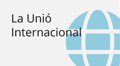 La Unió, internacional