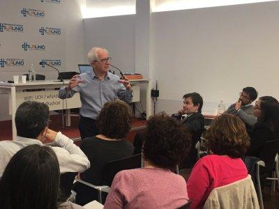 Jordi Varela, seminari directius
