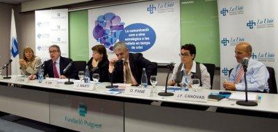 jornada comunicació unió taula ponents