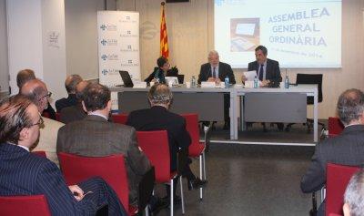 Manel Jovells, Assemblea General 2014