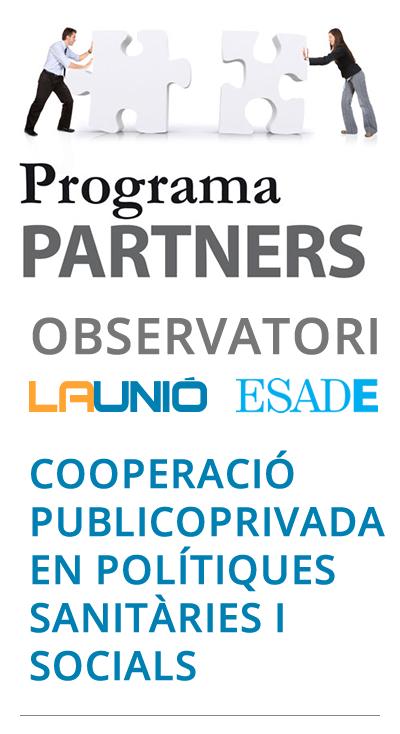Observatori Cooperació público-privada en polítiques sanitàries i socials - La Unió - ESADE