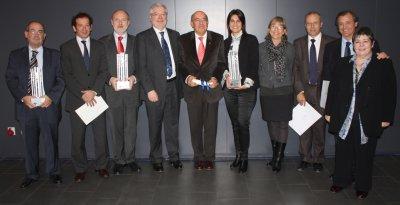 Premiats Innovació i Gestió