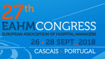La Unió, al 27è Congrés Europeu d'Associacions de Gerents d'Hospitals