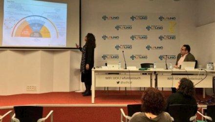 La Unió mira endavant i aposta pel PLN a la jornada 'Tecnologies del llenguatge i cognitives aplicades a la Sanitat'