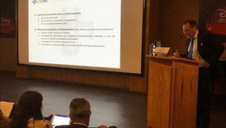 Josep Mª Bosch participa a la Jornada de la Red de Entidades Gestoras de Investigación Clínica Hospitalaria y Biosanitaria (REGIC)
