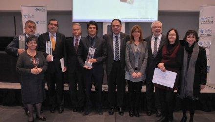 S'entreguen els Premis La Unió a la Innovació en Gestió