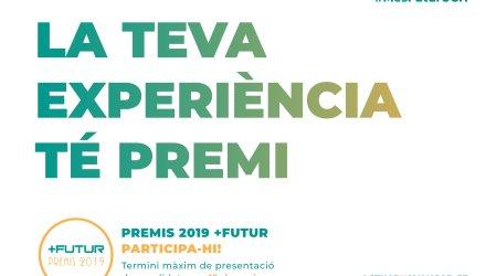 Participa en els Premis +FUTUR 2019