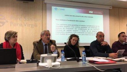 Sessió informativa nou conveni UNESPA 2019-2022