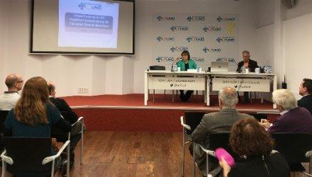 Sessió Tècnica 'L'experiència de la UCI i Hepàtica i Hemodinàmica de l'Hospital Clínic de Barcelona'