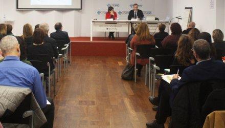 La Unió dona a conèixer la SCMS amb un taller de mediació en salut