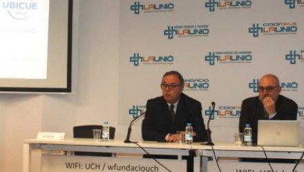 Sessió tècnica del Fòrum d'Associats Col·laboradors de La Unió. 'Avantatges d'una acreditació internacional per a les entitats de salut'