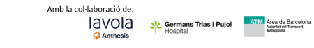 3 logos (lavola, Germans Trias i Pujol i ATM)