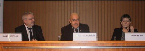 Boi Ruiz a la V Jornada Associativa