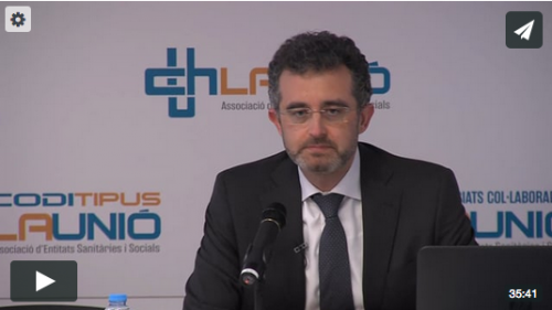 Captura video Aigües de Barcelona