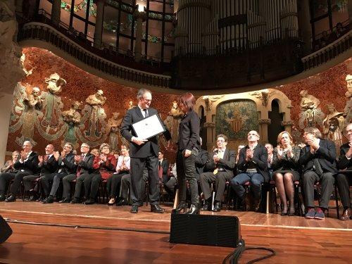 premi Avedis Donabedian de Qualitat en Atenció Sociosanitària i Dependència 2017 a Sabadell Gent Gran Centre de Serveis de la Corporació Sanitària Parc Taulí, FAD