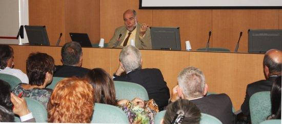 Andreu Segura - IV Trobada directius d'hospitals