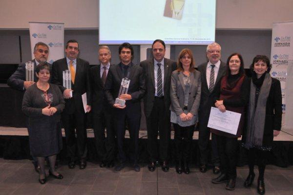 Premiats IV edició Premis La Unió en Innovació en Gestió