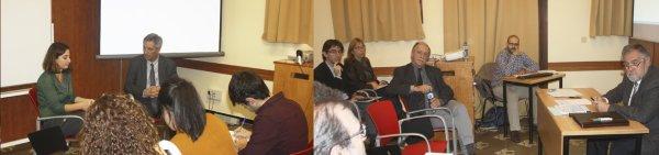 V Jornada Associativa, grups de treball