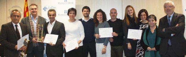 Premis La Unió a la Innovació en Gestió