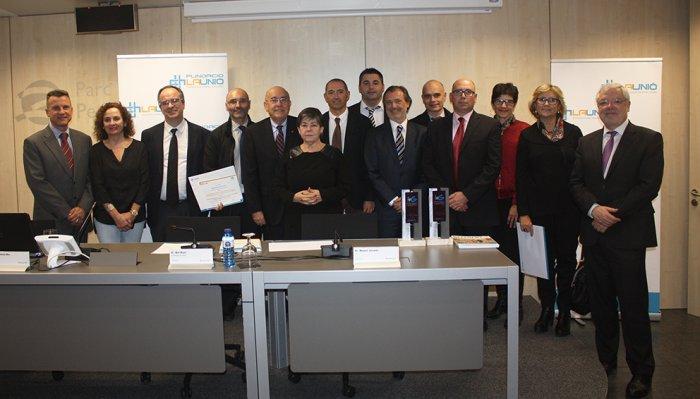 Premis La Unió a la Innovació en Gestió 2015