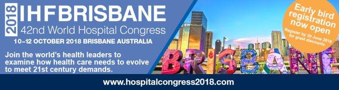 Congrés IHF Brisbane 2018