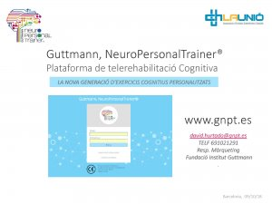 SS Guttmann NeuroPersonalTrainer