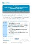 Programa sessió tècnica, 26 de novembre