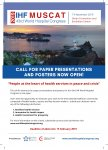 Flyer Submit 43rd World Hospital Congress
