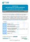 Programa sessió tècnica, 19 de desembre