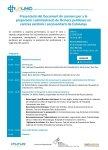 Programa presentació