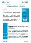 Programa VII Sessió tècnica en Innovació. Compartim el que fem en treballl social