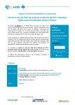 Programa Jornada sobre el finançament de recerca amb La Marató TV3