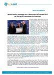 Nota de premsa Manel Jovells, Economista d'Empresa 2015